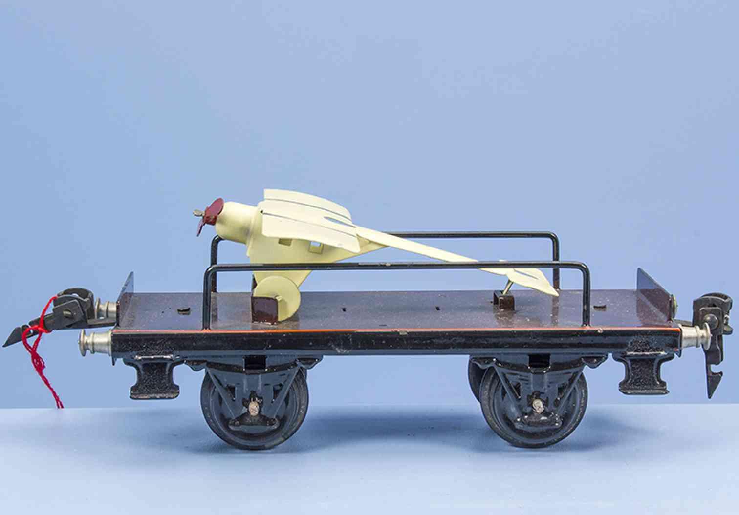 maerklin 1996/0 spielzeug eisenbahn plattformwagen flugzeug spur 0