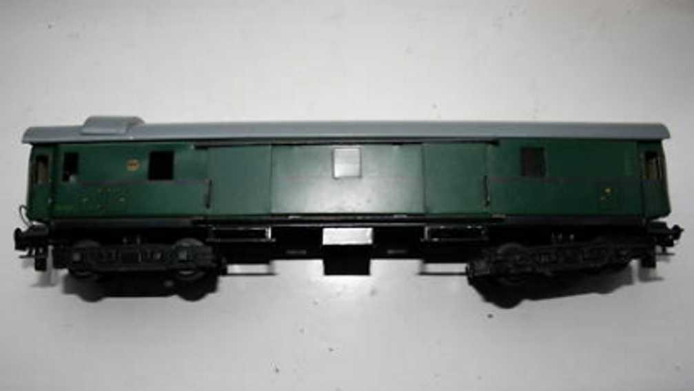Trix 20/161 Gepäckwagen