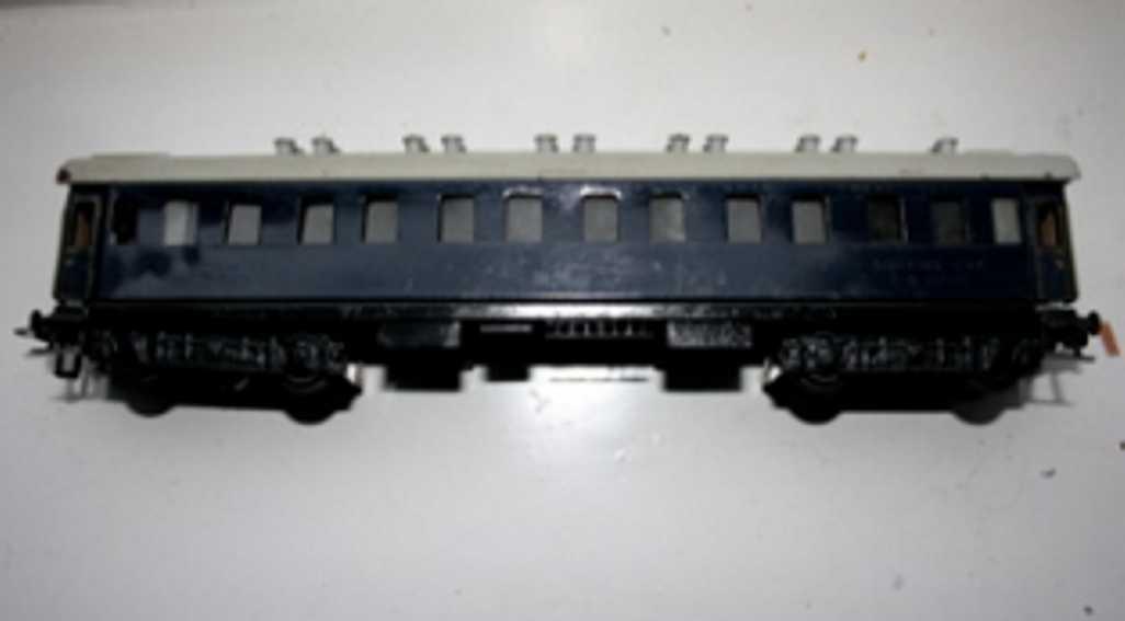 Trix 20/167 Schlafwagen