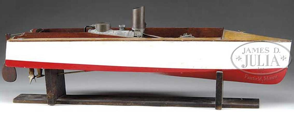 Boucher Echdampfboot
