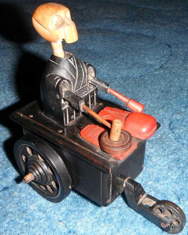 Kobe Toy Holzautomat