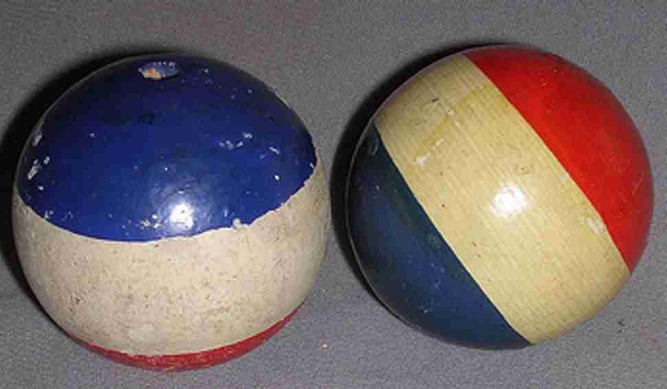 Schoenhut Balls