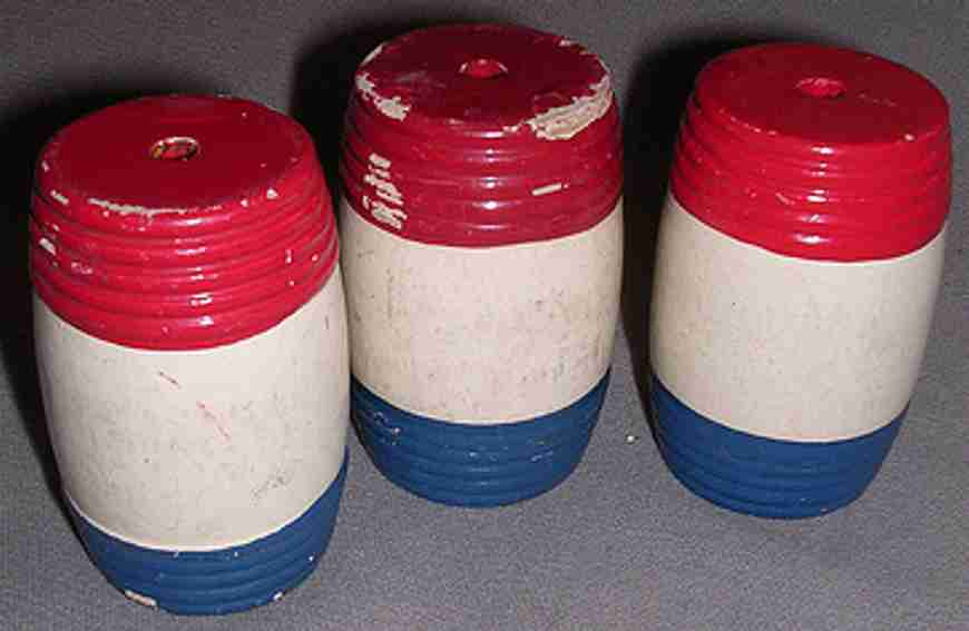 Schoenhut Barrels