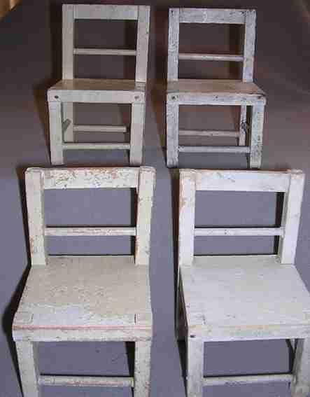 Schoenhut Chairs