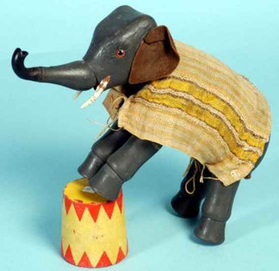 Schoenhut Elephant