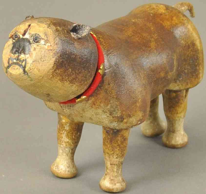 schoenhut holz bulldogge
