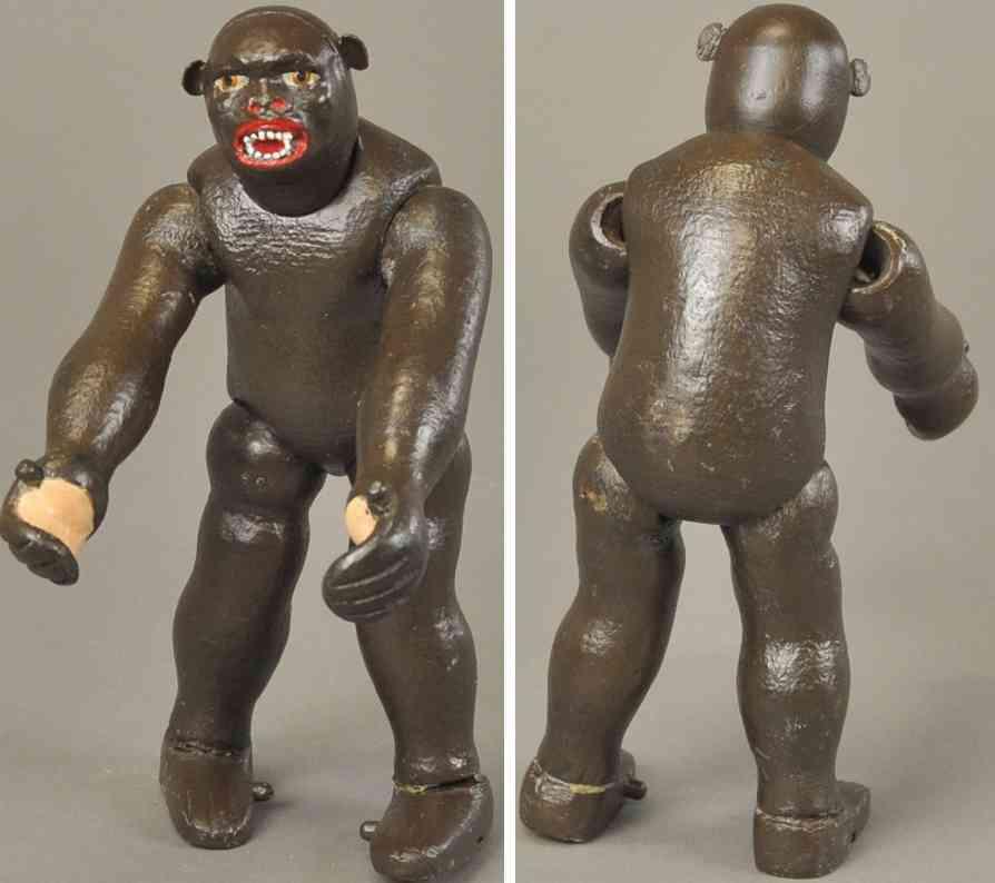 schoenhut holz gorilla stil I