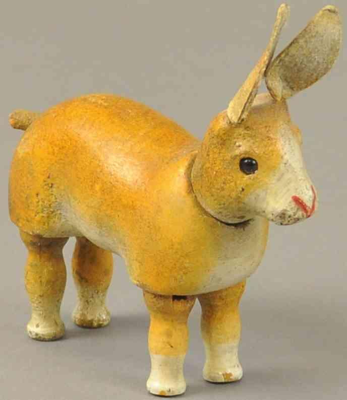 schoenhut holz kaninchen