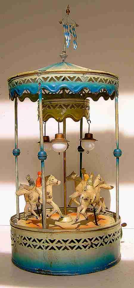 Bing 9956/417 Horse-Carousel