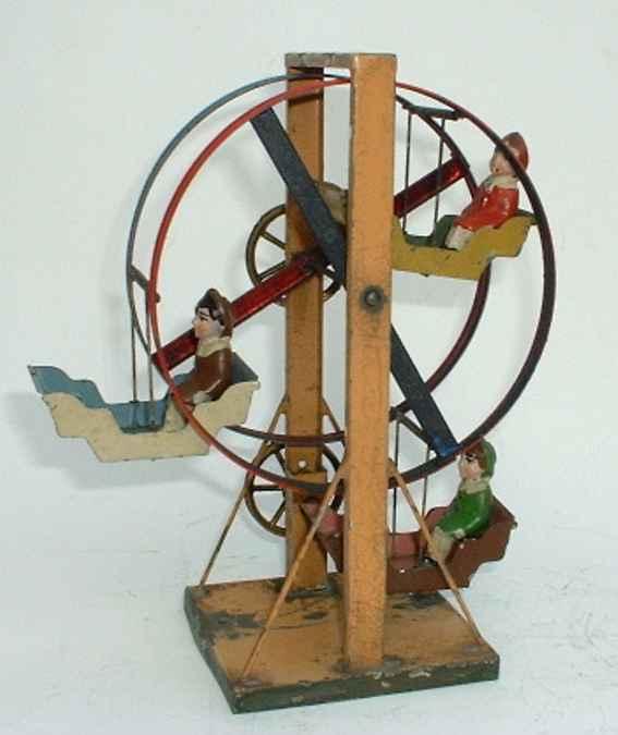 Günthermann Riesenrad mit drei Gondeln