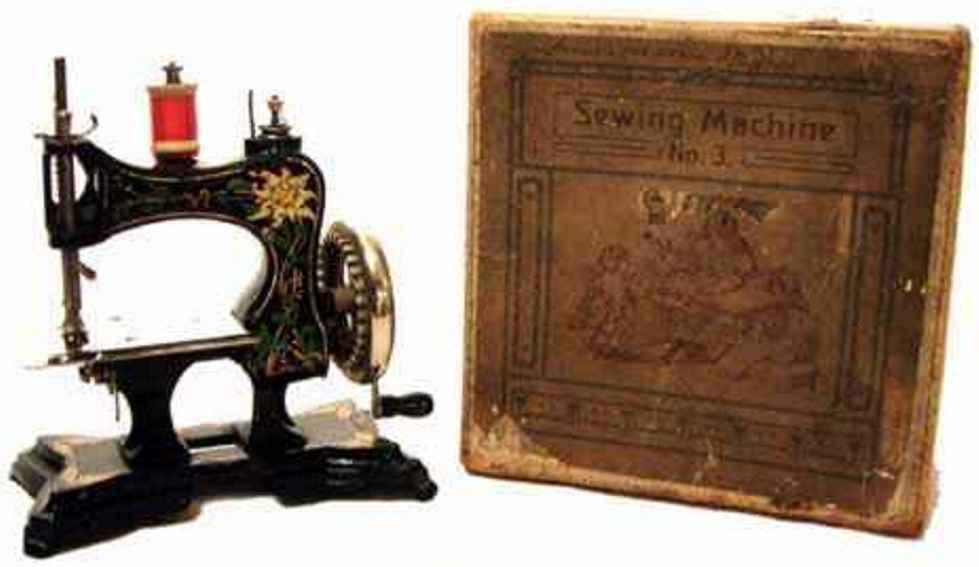 casige 3 kindernaehmaschine nähmaschine mit aussenliegender verzahnung am handrad und de