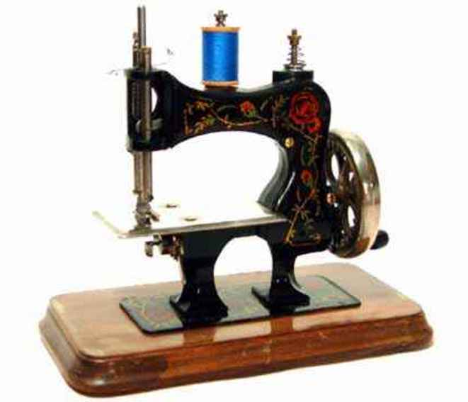 casige 9 toy sewing machine stitching machine, the second line of products of the tunnel