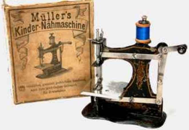Müller F.W. 1 Kindernähmaschine