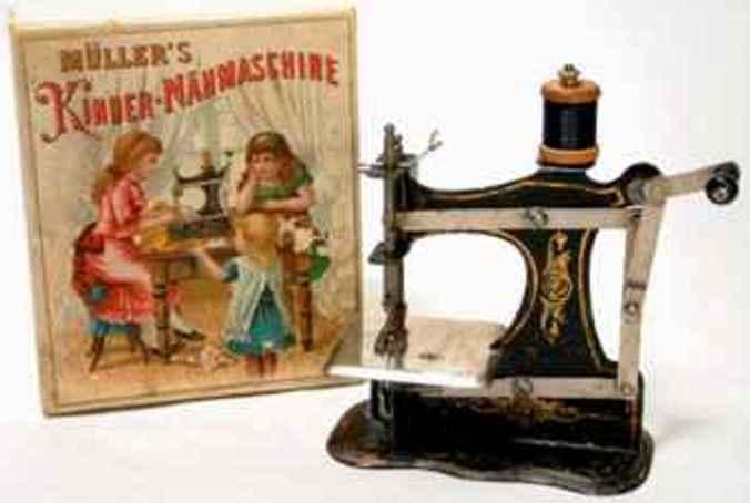 mueller fw 1 kindernaehmaschine