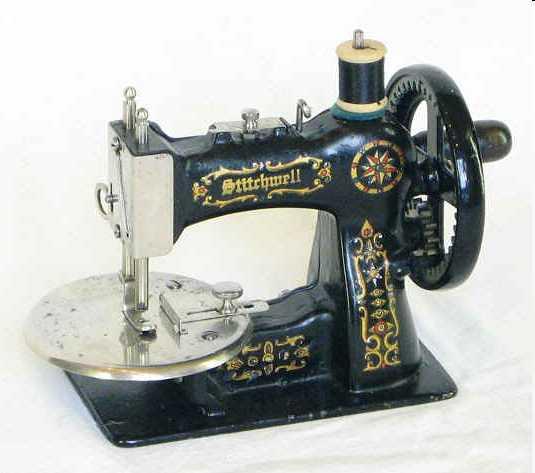 National Sewing Machine Company Kindernähmaschine