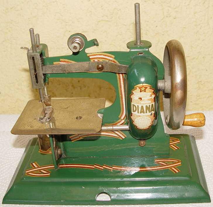 Schürhoff Kindernähmaschine