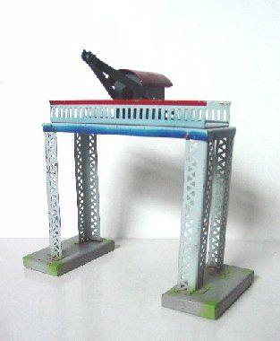 kibri 0/82/1 spielzeug eisenbahn brueckenlaufkran