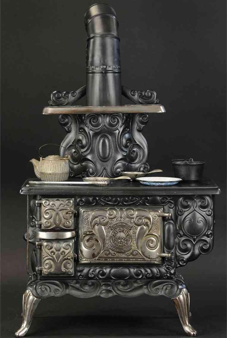 favorite stove & range co gusseisen spielzeug kueche musterofen