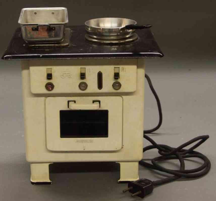 Maerklin 9629/2 EL Children cooker with check lamps