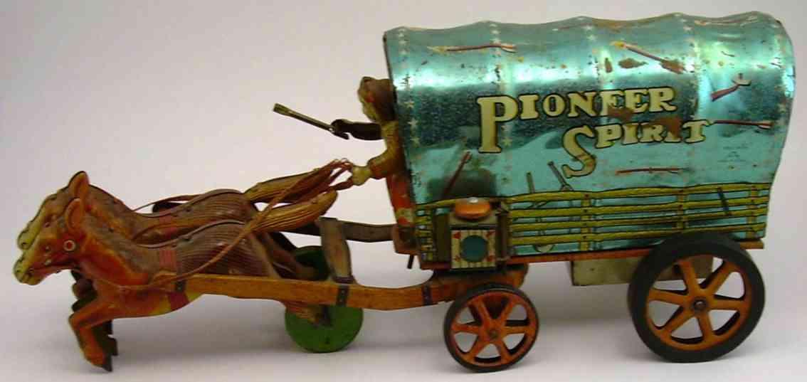Alps PIONEER SPIRIT Planwagen