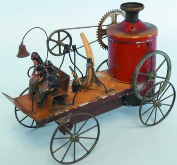 Bing Feuerpumpenwagen
