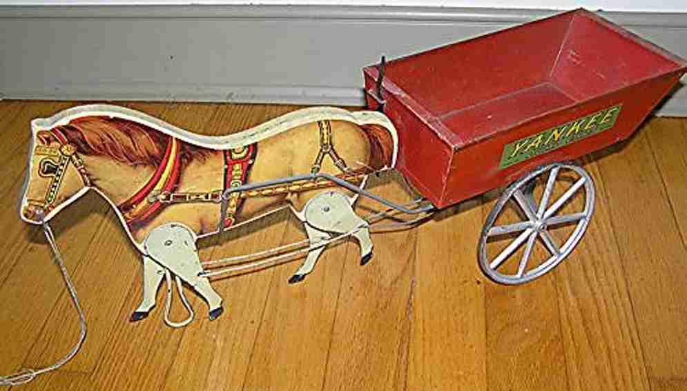 Gibbs 56 Yankee dump cart