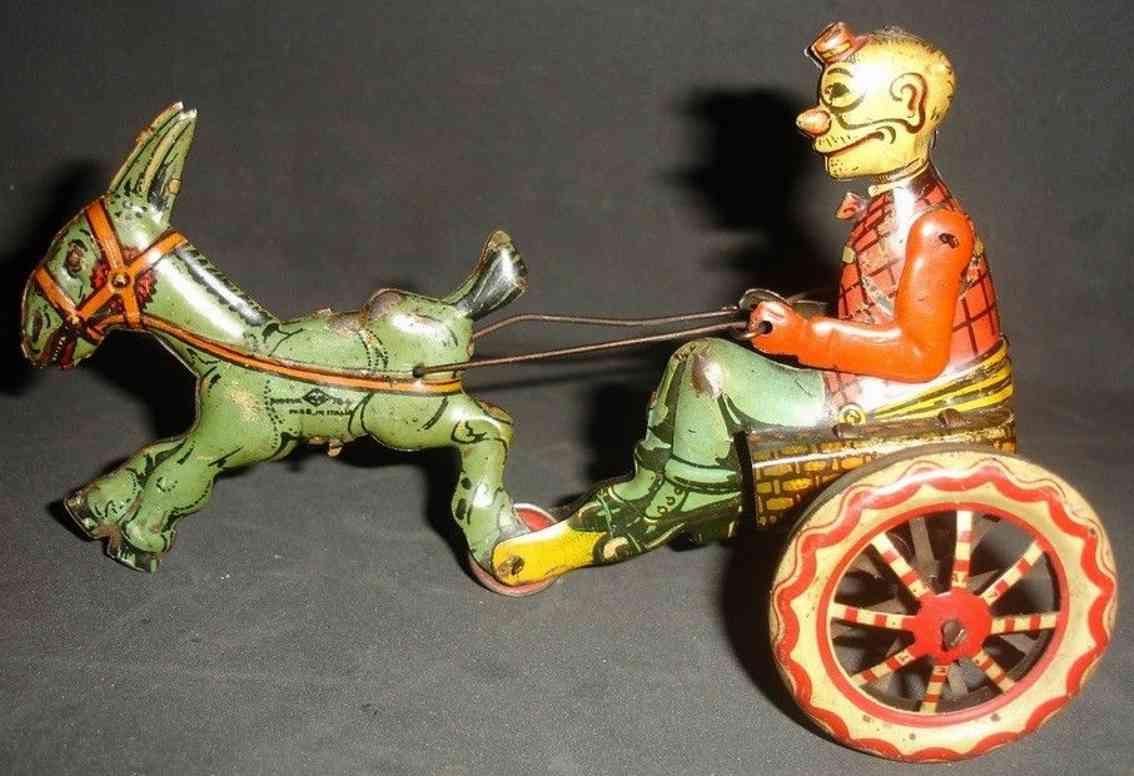 Ingap Kutschen Happy Hooligan und Esel