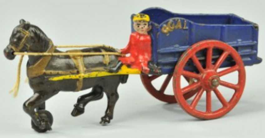 Kenton Hardware Co Coal cart