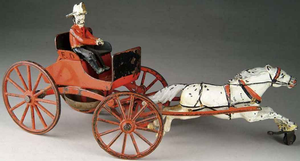 pratt & letchworth chief's cart