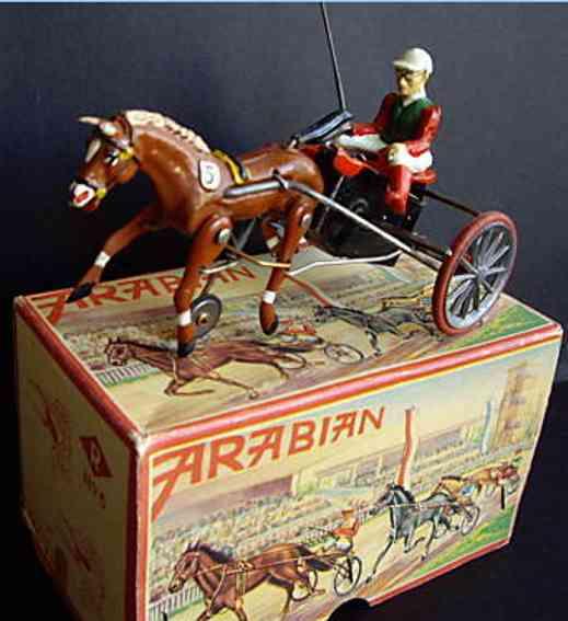 Rühl 5 Horse racing cart ARABIAN