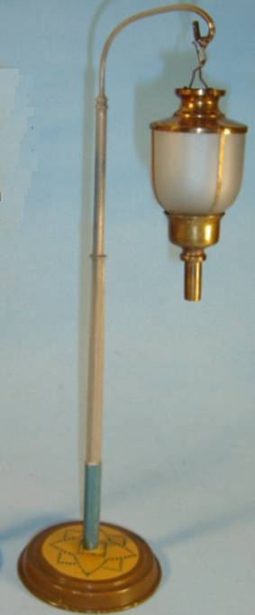 marklin maerklin 2446 railway toy lamp