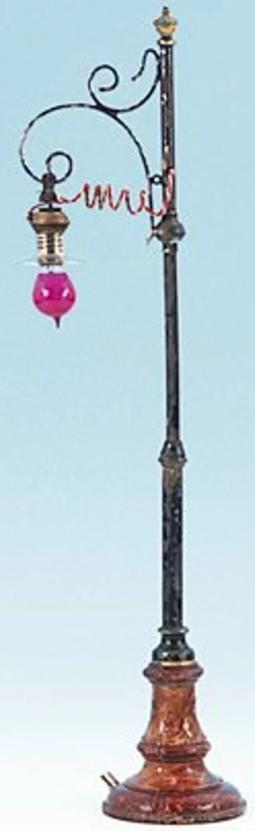 maerklin 3552/1 spielzeug eisenbahn bogenlampe