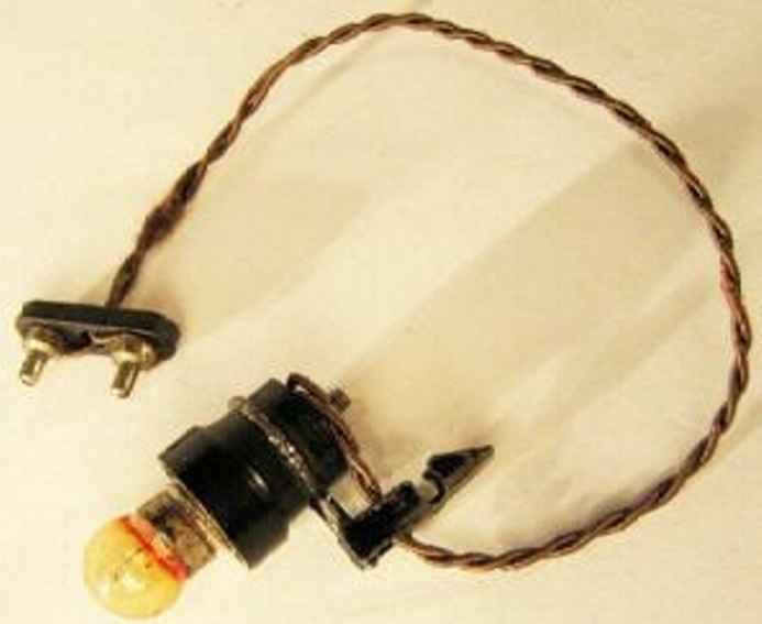 Märklin 13545 Zugschluss-Lampe