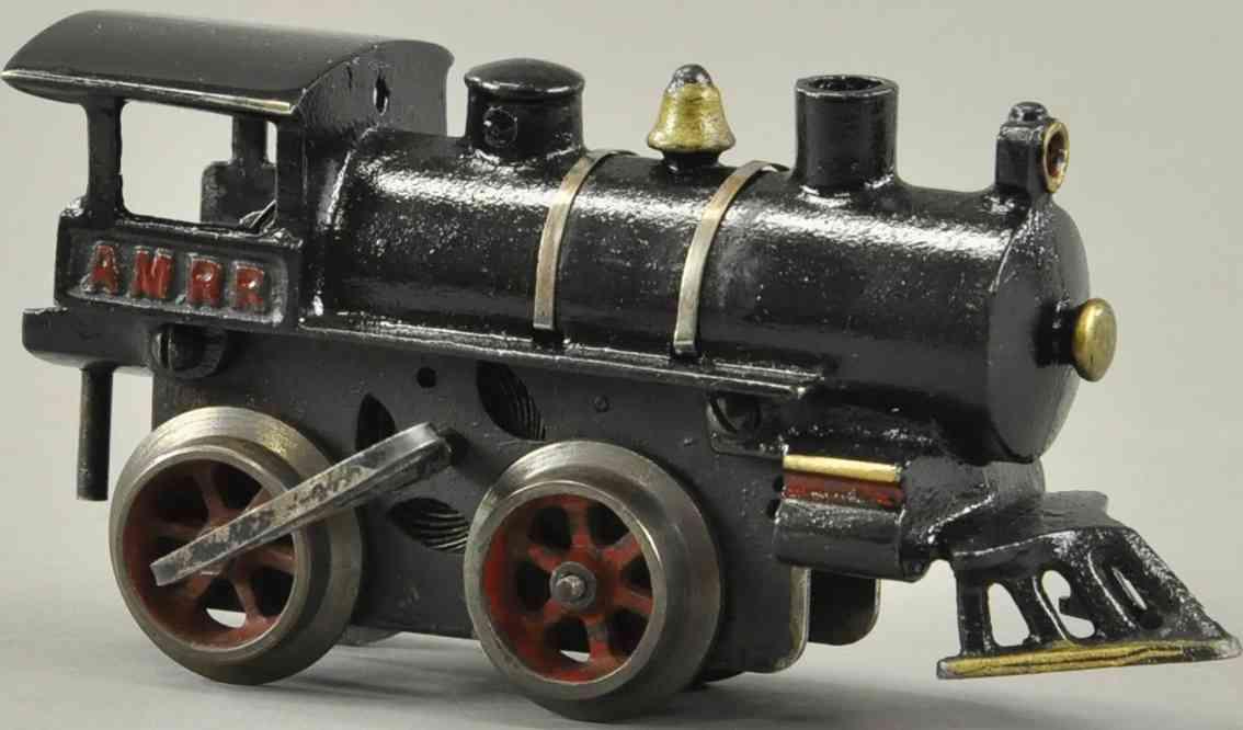 american miniature railroad ammr spielzeug eisenbahn uhrwerklokomotive spur 0