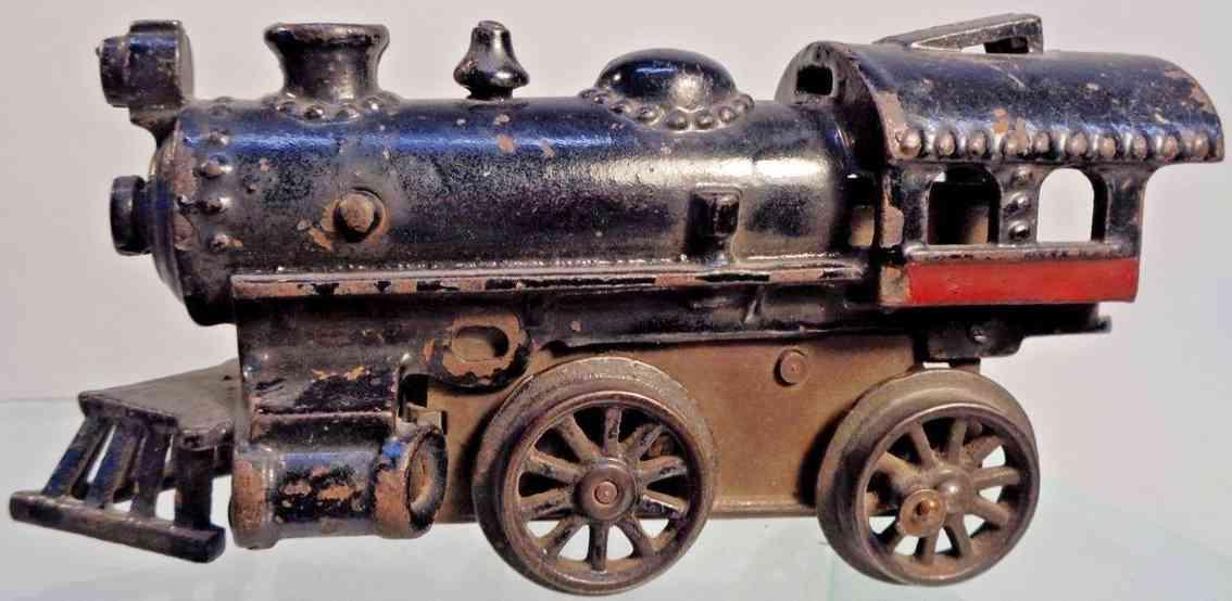 american flyer toy company 13 railway toy engine clockwork-locomotive gauge 0