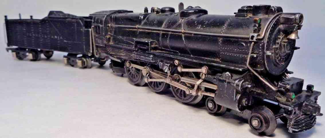 american flyer toy company 561 prr k5 spielzeug eisenbahn pacific lokomotive spur 0