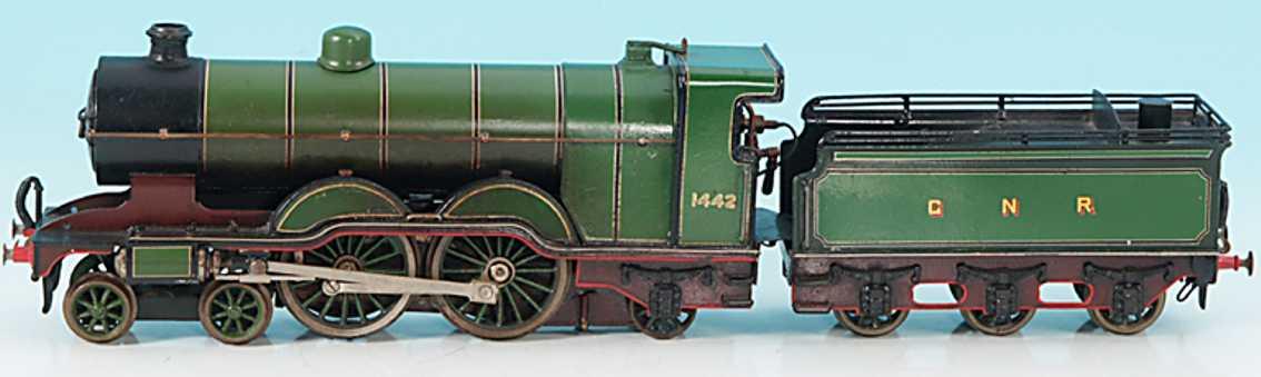 Basset-Lowke IVATT Atlantik Dampflokomotive
