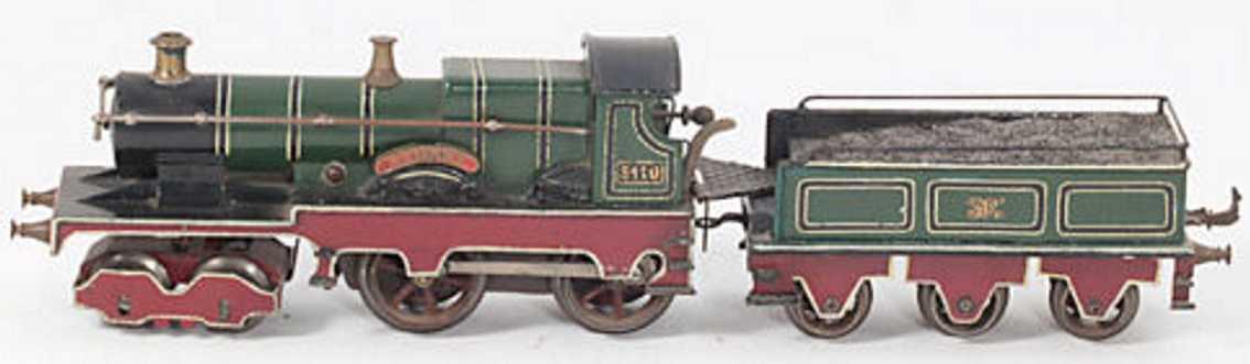 Basset-Lowke Uhrwerkdampflokomotive SYDNEY