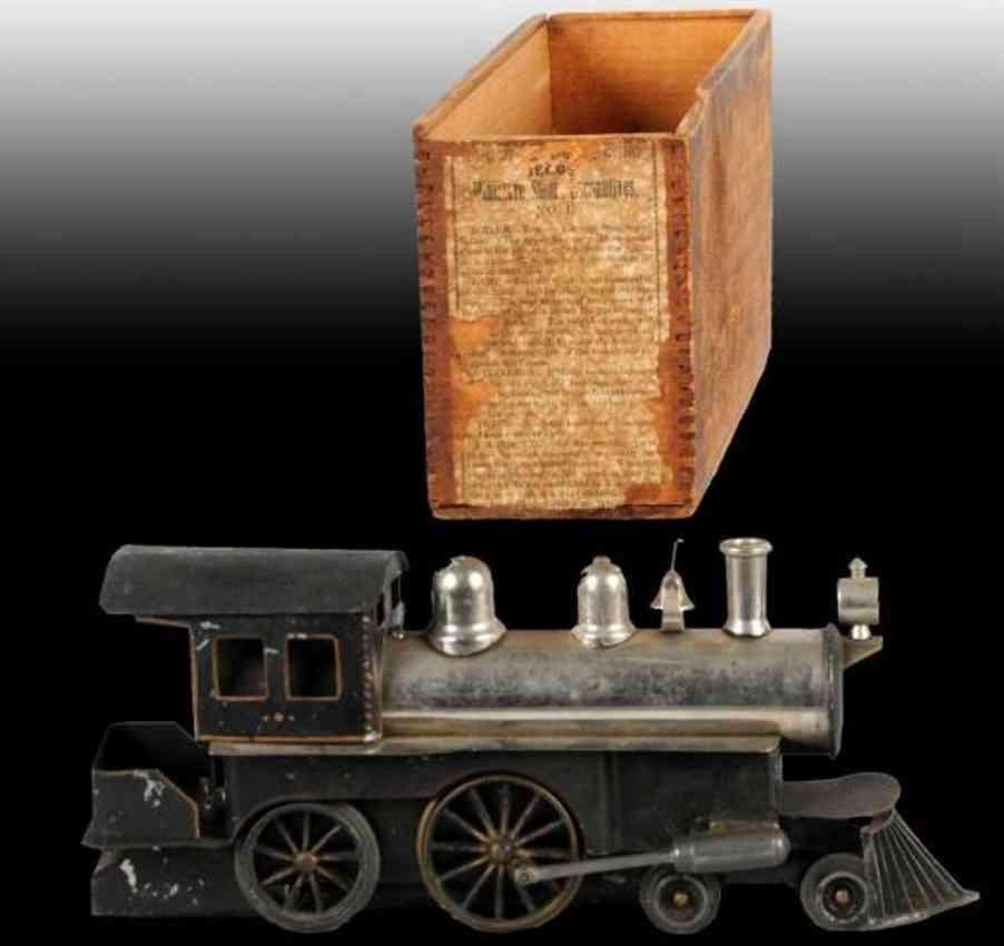 beggs eugene 1 spielzeug eisenbahn dampflokomotive