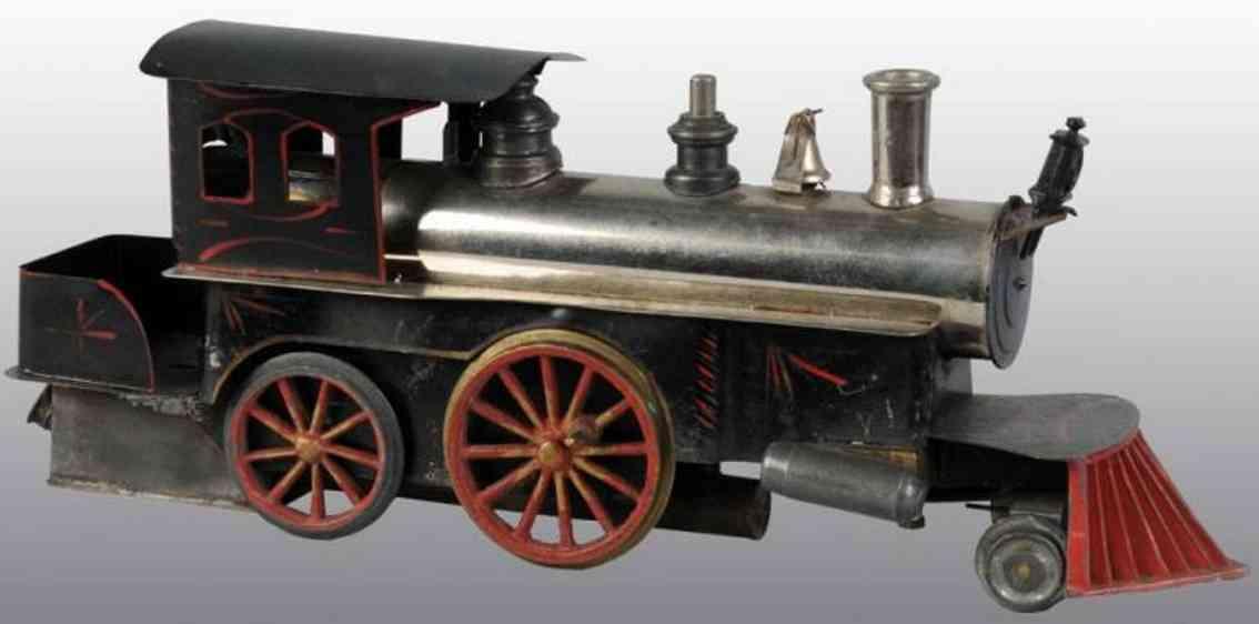 beggs eugene spielzeug eisenbahn echtdampflokomotive