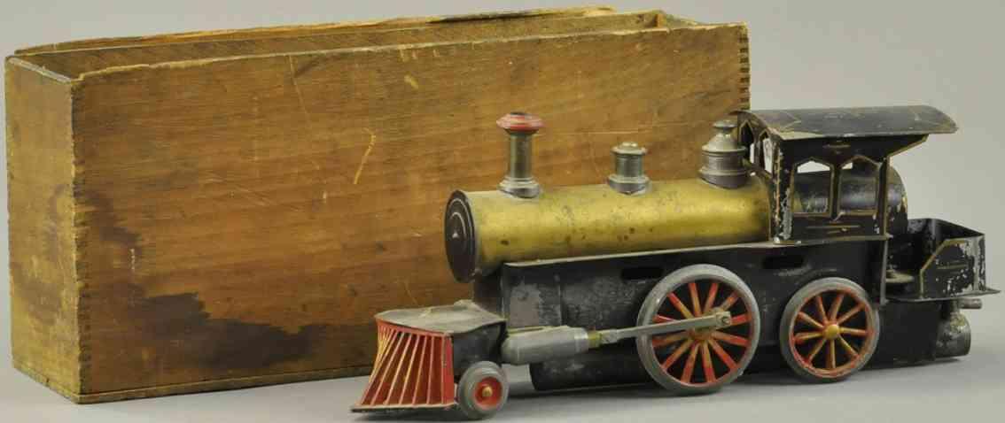 beggs eugene spielzeug eisenbahn alte dampflokomotive