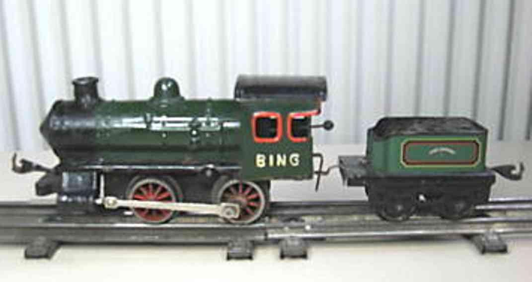 Bing 11/453 Uhrwerkdampflokomotive