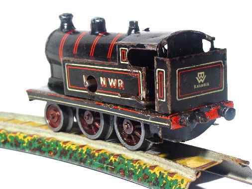 bing 11/923/1 tischeisenbahn die erste variante der bing Spur 00