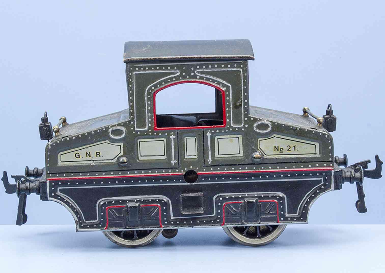 bing 181/531 spielzeug eisenbahn vollbahnlokomotive spur 1