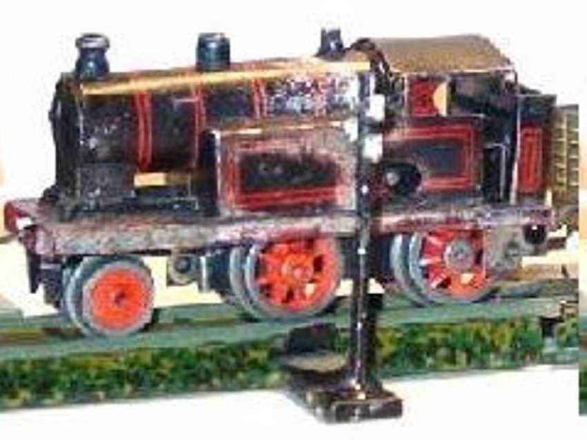 bing spielzeug eisenbahn tischeisenbahn dampflokomotiven Spur 00