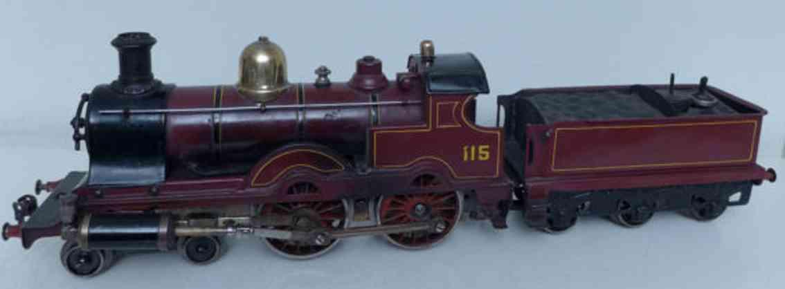 Bing Spiritusdampflokomotive