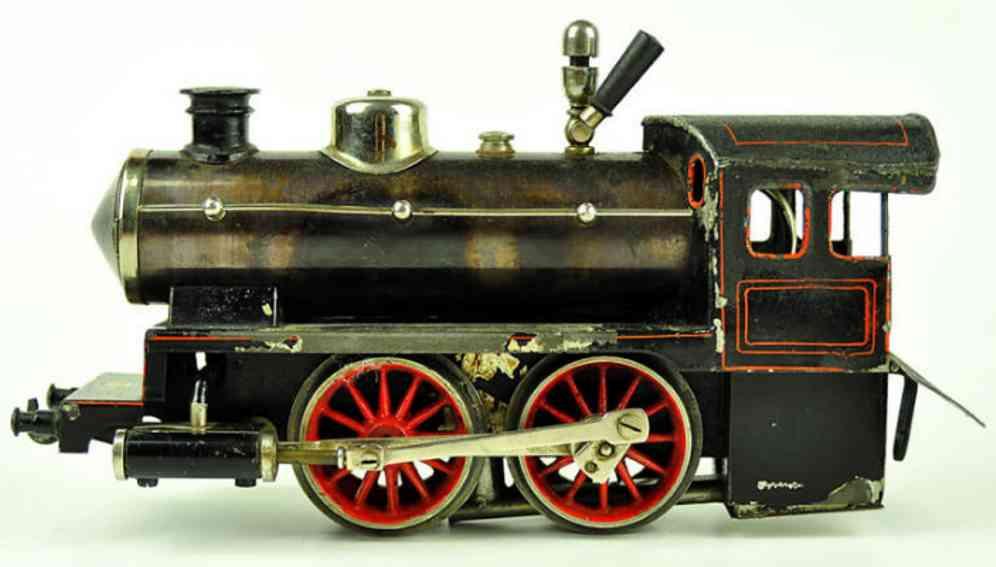 Bing Damplokomotive