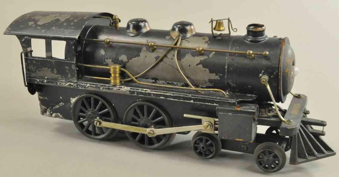 boucher he mfg co 2100 spielzeug eisenbahn dampflokomotive