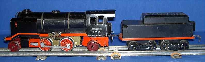Bub 102 Dampflokomotive mit Tender BR 20