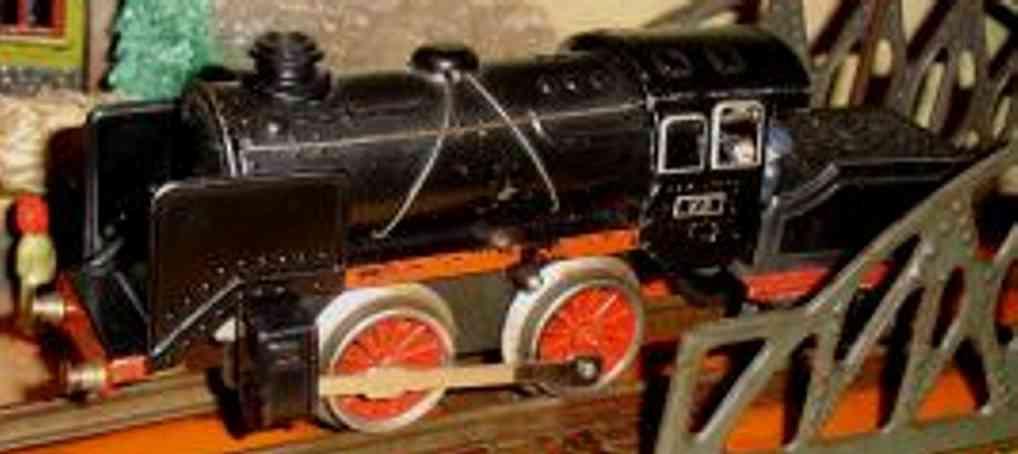 bub 4240 spielzeug eisenbahn uhrwerk dampflokomotive spur 0
